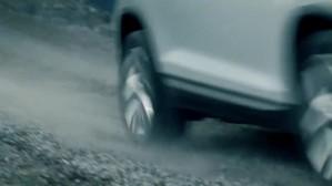 SKODA KODIAQ Driving Trailer