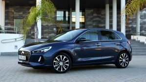 New Generation Hyundai i30 - A drive in Marbella