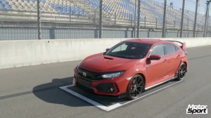 NEW Honda Civic Type-R - 0-200 km-h