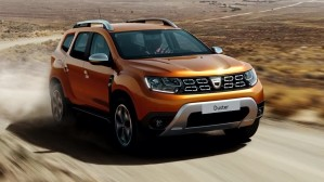 Dacia Duster 2018 - First official look 2 generation