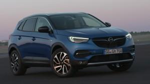 Opel Grandland X Παρουσίαση στη Γερμανία