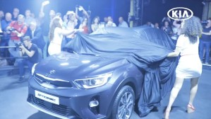 Kia Stonic - confident stylish and innovative