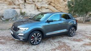 VW T-Roc Walkaround Lisbon