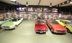 FORD MUSTANG BIGGEST SCALE MODEL COLLECTION