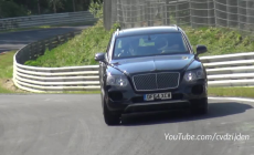 Bentley Bentayga στο Ring