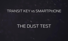 Tough Ford Technology – Key versus Mobile- Dust Test