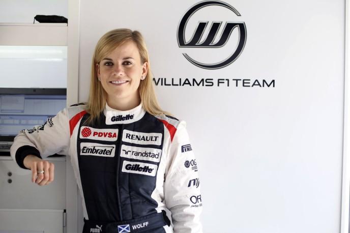 Women in F1
