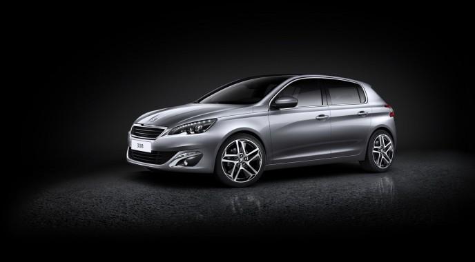 Αυτοκίνητο της Χρονιάς 2014 το Peugeot 308