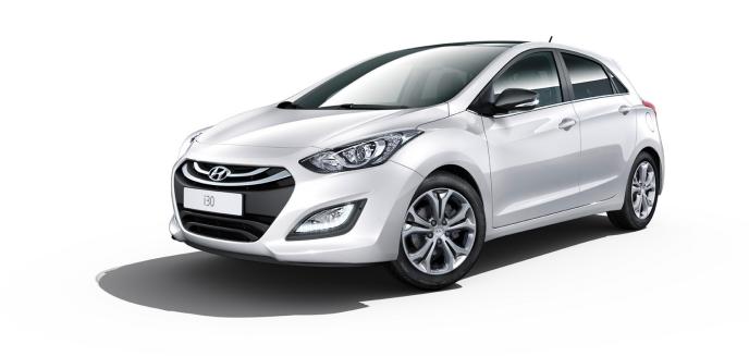 Hyundai i30 Go! Brazil