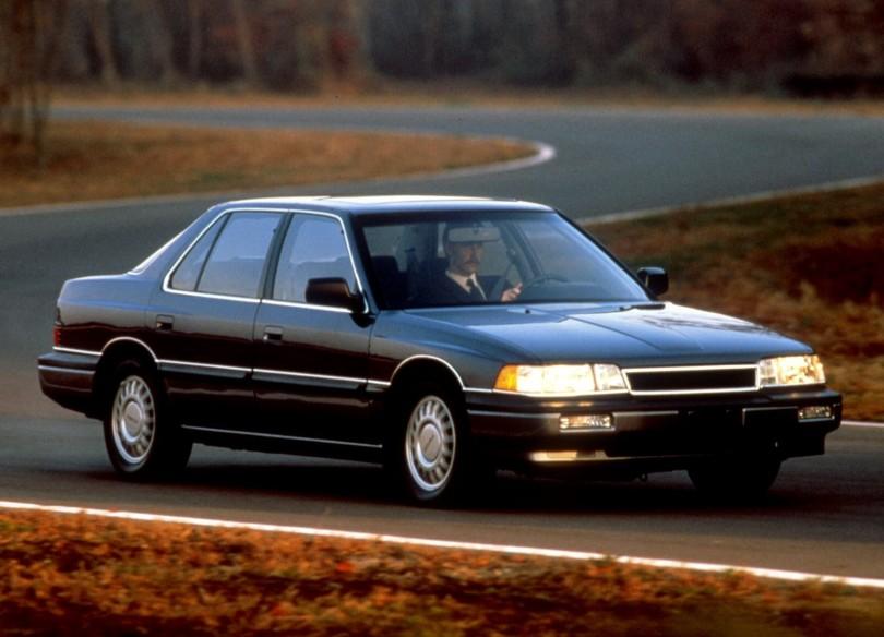 Honda Legend 1986-8