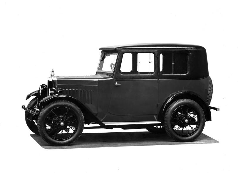 Morris Minor 1928-32