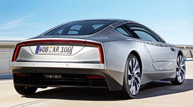 Volkswagen XR1 concept - back