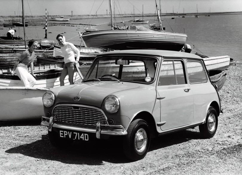 BMC Mini 1959-69
