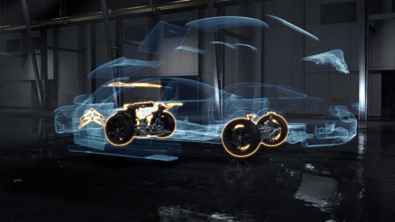 BMW M3 tech 1