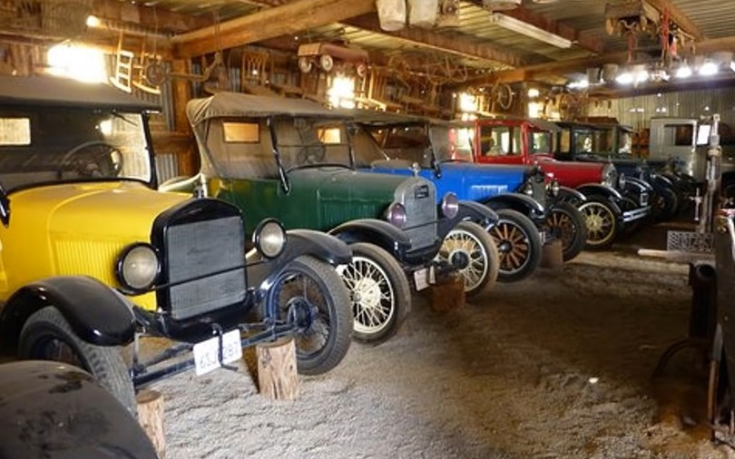 ford collection model t