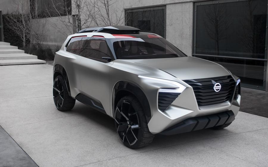 Αυτό είναι το πρωτότυπο Nissan Xmotion