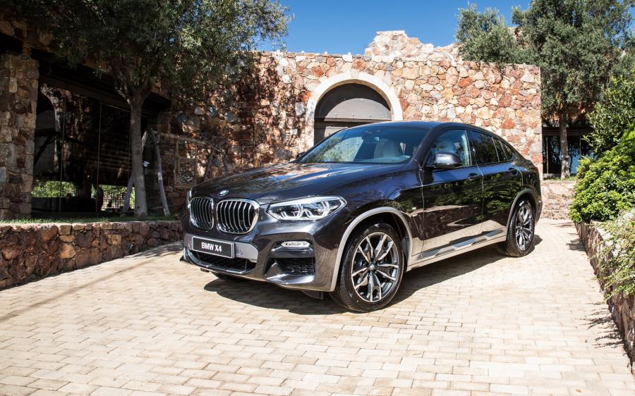 Η ΝΕΑ BMW X4 ΕΠΙ ΕΛΛΗΝΙΚΟΥ ΕΔΑΦΟΥΣ
