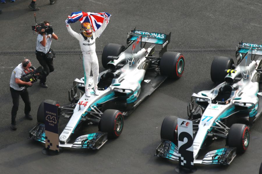 F1 Ο Hamilton προειδοποίησε τον Vettel ότι θα έχει πρόβλημα