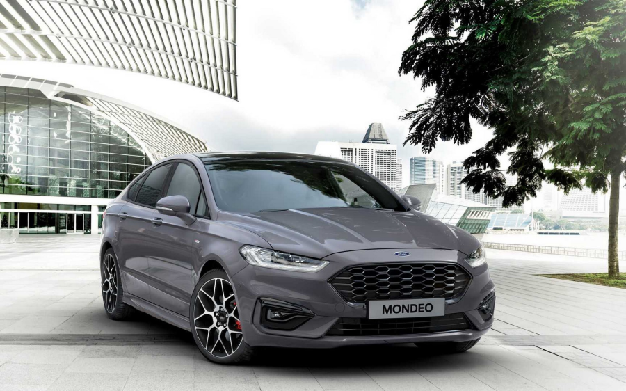 TO 2021 ΤΟ ΝΕΟ FORD MONDEO