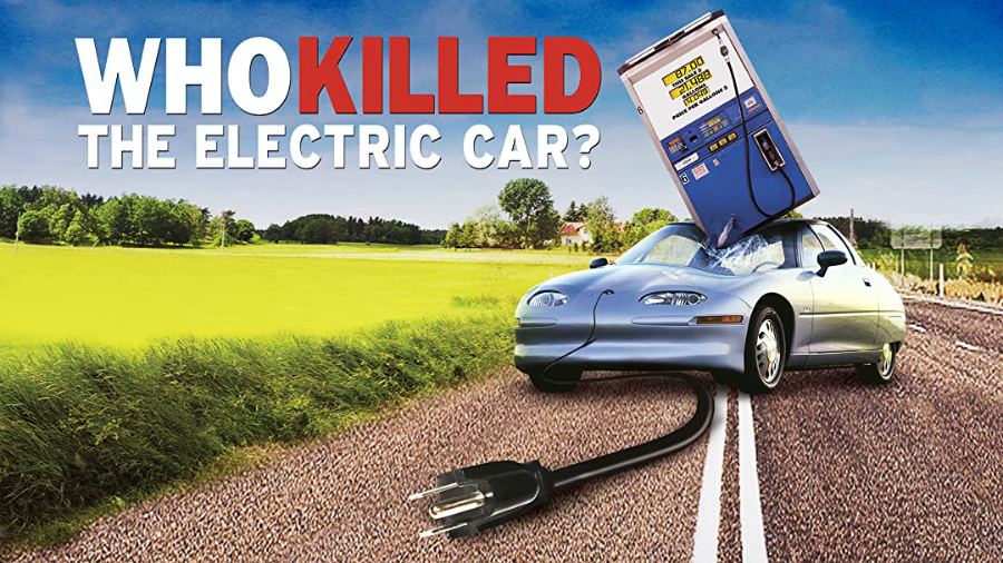 #ΜΕΝΟΥΜΕ_ΣΠΙΤΙ: CAR MOVIES – WHO KILLED THE ELECTRIC CAR