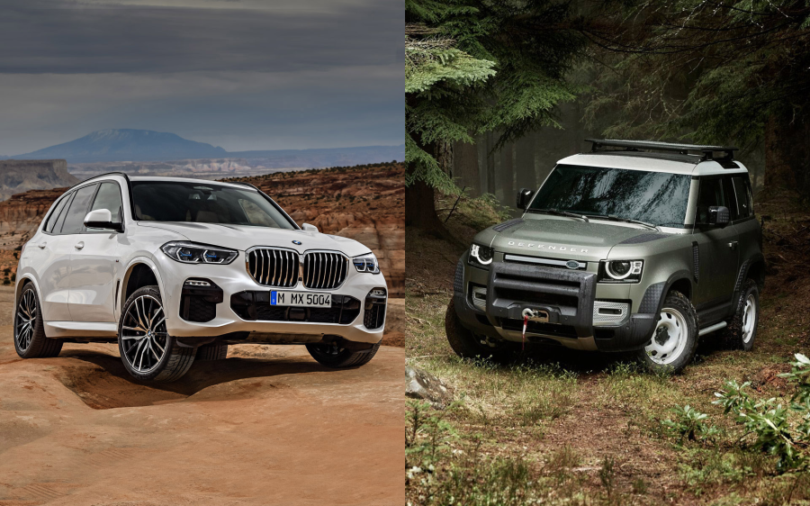 ΑΓΟΡΑ: LAND ROVER DEFENDER Η BMW X5;