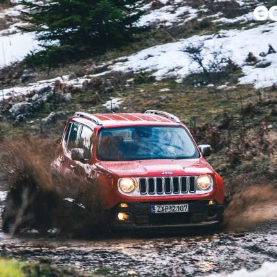 ΔΟΚΙΜΗ: Jeep Renegade 1.6 Diesel MJTD FWD