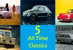 5 Μοντέλα που κέρδισαν το χρόνο