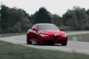 Alfa Romeo Giulia QV με 510 ίππους (VIDEO)
