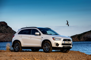 Τα πάντα για το νέο Mitsubishi ASX 2015
