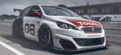 Peugeot 308 Racing Cup με 308 PS