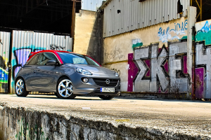 ΔΟΚΙΜΗ Opel Adam S 150 PS: Sweet rocket