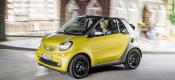 Το νέο Smart Fortwo Cabrio