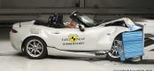 Crash Test στα νέα MX-5, Tucson και Karl