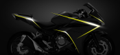 Teaser Honda CBR500R ΜΥ16