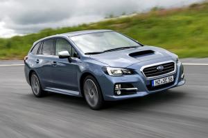 Οδηγούμε: Subaru Levorg 1.6 GT-S