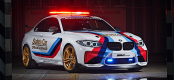 BMW M2 Safety Car στο MotoGP