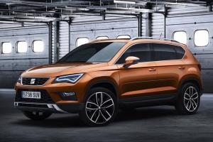 Ateca: Το νέο SUV της Seat