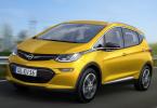 Opel Ampera-e το 2017