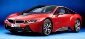 Το BMW i8 Protonic Red Edition στη Γενεύη