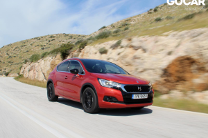 ΔΟΚΙΜΗ: DS 4 Crossback 1.6 BlueHDi 120 PS EAT6