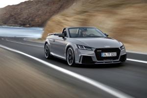 Πρεμιέρα  για τα Audi TT RS των 400 PS
