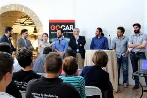 Ταξίδι στο μέλλον με «Όχημα… τους νέους δημιουργούς»