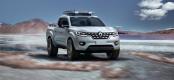 Έρχεται το pickup Alaskan από τη Renault
