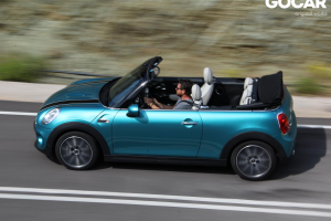 ΔΟΚΙΜΗ: MINI Cooper Cabrio 1.5 136 PS