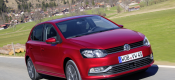 VW Polo με νέο 1.4 TDI BlueMotion 105 PS