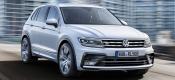 Νέο Volkswagen Tiguan TSI 220 ίππων