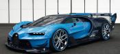 Ψίθυροι για την τιμή της Bugatti Vision GT