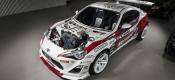 Toyota GT-86 με κινητήρα Nissan GT-R (video)