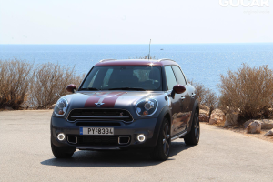 ΔΟΚΙΜΗ: Mini Cooper SD Countryman ALL4 AUTO