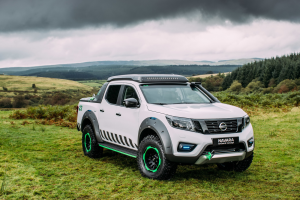 Nissan Navara EnGuard Concept (video)